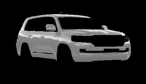 Цвета кузова Land Cruiser 200